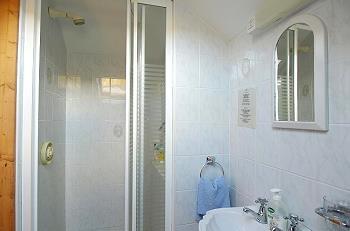 Ensuite Badezimmer