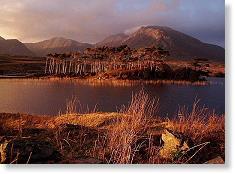 Conamara Lake & 12 Bens