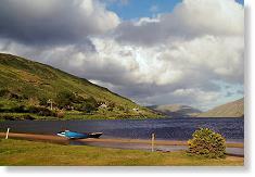 Lough Nafooey Connamara