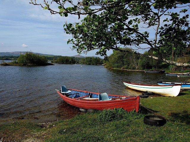 Bed & Breakfast Clonbur Lough Corrib Connemara Ireland